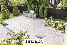 Maximiser votre espace extérieur, visitez Beto Bloc et faites votre rêve une réalité. Make the most of your outdoor space, visit Beto Bloc to build your dream backyard.