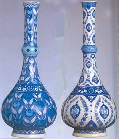 Selcuk And Ottoman Pottery