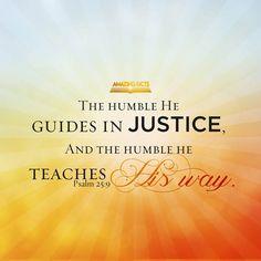 #HappySabbath   Psalms 25:9        http://www.sdahymnal.net/
