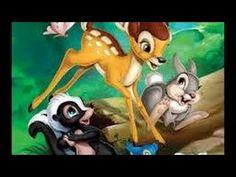 Bambi - desenhos animados em português completos. / Bambi - cartoon in complete Portuguese.
