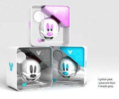 mickey mouse lightbulb