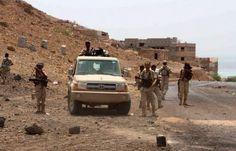 اخبار اليمن العاجلة - مقتل قيادي حوثي في تعز.. والتحالف يقصف مواقع بالوازعية