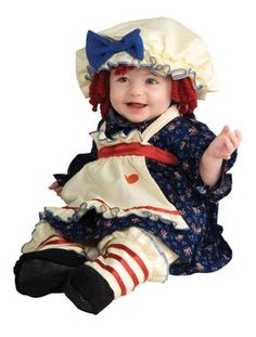 Ragamuffin Dolly Child