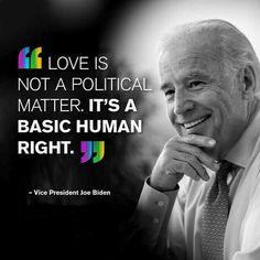 Taboo Topics, Human Rights Campaign, Social Activities, Word Up, Vice President, Joe Biden, Social Justice, True Stories, Quotes