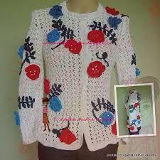 casaquinho inspired chanel crochet - Pesquisa Google