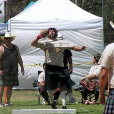 Open Stone - San Diego Highland Games