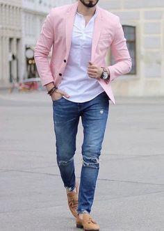 Blazer Outfits Men, Mens Fashion Blazer, Mens Fashion Wear, Stylish Mens Outfits, Suit Fashion, Mode Masculine, Formal Men Outfit, Designer Suits For Men, Indian Men Fashion