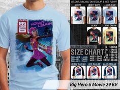 Kaos Big Hero 6 Hiro Hamada