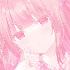 Kawaii Cute, Kawaii Anime Girl, Anime School Girl, Anime Expressions, Goth Aesthetic, Cute Profile Pictures, Cute Icons, Cute Pink, Cute Art