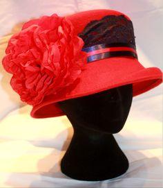 MY little red hat! www.littleredhat.org