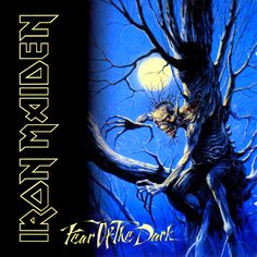 Iron Maiden - Fear of the Dark - 1992 Album Cover