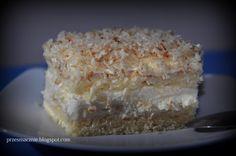 Przesmacznie: Ciasto Rafaello