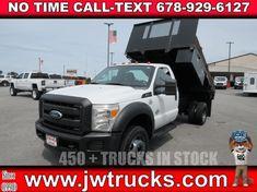 2011 Ford F-450 DUMP TRUCK - Dump Truck Exchange Ford Trucks For Sale, Powerstroke Diesel, Dump Truck, Car, Vehicles, Big Trucks, Automobile, Autos, Cars