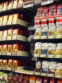 Bagged Coffee As Retail Destination