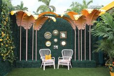 Stage Design, Event Design, Stage Decorations, Wedding Decorations, Polo Classic, Veuve Clicquot, Tropical Party, Booth Design, Event Decor