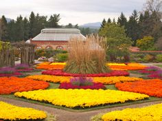 Biltmore House and Gardens, each one designed and planned by Frederick Law Olmsted