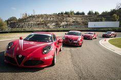 Alfa Romeo Driving Day at Varano Circuit - Part 2 Driving Courses, Italian Beauty, Alfa Romeo, Circuit, North America, Classic Cars, Sport, Day, Vehicles