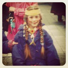 native fashion kid