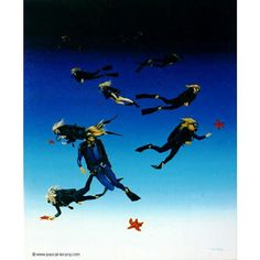 CONSTELLATION DE LHYDRE - Constellation of hydra  oil on canvas by Pascal Lecocq The Painter of Blue  18x15 46x38cm 1995 lec398 priv.coll. Geneva Switzerland.  Pascal Lecocq #hoop #art #blue #painterofblue #painting #painter #artist #contemporaryartcurator #artstack #artisticallysocial #in #pint. Published in Katadysi (Greece 1998)