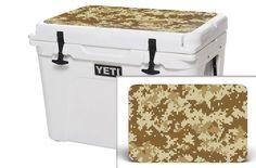 YETI 20 QT Cooler Graphics - Desert Digi Camo Matte