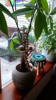Mijn boomhut!