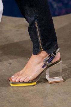 Toga at London Fashion Week Spring 2017 - Details Runway Photos
