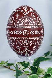 Happy Easter Wishes, Egg Shell Art, Ukrainian Easter Eggs, Egg Art, Egg Decorating, Egg Shells, Christmas Bulbs, Wax, Diy Crafts