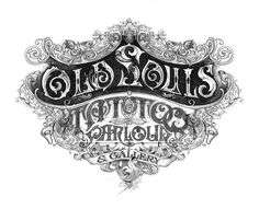 Old Souls Tattoo Parlour « David Smith – Traditional Ornamental Glass Artist