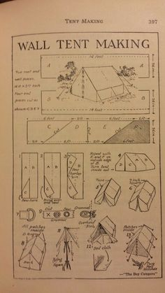 1000 images about diy camp gear on pinterest chuck box for Homemade wall tent frame