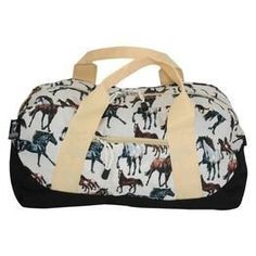 f5f90f4888 Wildkin Horse Dreams Duffel Bag by Wildkin.  22.31. Brand new CREAM colored  duffle tote