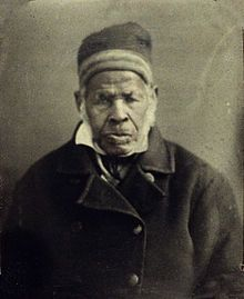 Omar ibn Said (1770–1864) was a writer and Islamic scholar, born and educated in what is now Senegal, who was enslaved and transported to the United States in 1807. There, while enslaved for the remainder of his life,  Omar ibn Said was born in present-day Senegal in Futa Tooro to a wealthy family. In 1807, he was captured during a military conflict, enslaved and taken across the Atlantic Ocean to the United States.  Omar ibn Said was also known as Uncle Moreau and Prince Omeroh.
