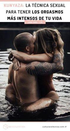 A la hora de hacer el amor, no todo el placer esta en las posiciones que practican, además de caricias y juegos previos para entrar en calor y confianza. Aprende a hacer el Kunyaza, una práctica de estimulación para las mujeres que logra la eyaculación femenina y con ella, el clímax, esta técnica es un de las cosas que no puedes dejar de hacer con tu pareja y seguro los mantendrá en la cama. #PinCCEstilodeVida #Parejas #Couples #Frases #relationships