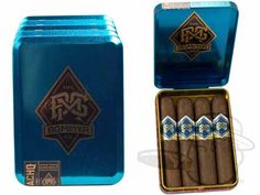 B.G. Meyer Slackers 4 x 48—Tins: 20 Cigarillos - Best Cigar Prices