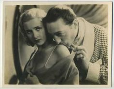 The magnificent scoundrel of Pre-Code working on Marian Marsh