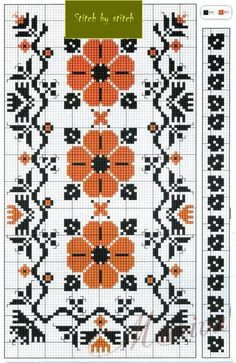Brilliant Cross Stitch Embroidery Tips Ideas. Mesmerizing Cross Stitch Embroidery Tips Ideas. Cross Stitch Borders, Cross Stitch Rose, Cross Stitch Flowers, Cross Stitch Charts, Cross Stitch Designs, Cross Stitching, Cross Stitch Embroidery, Cross Stitch Patterns, Seed Bead Flowers