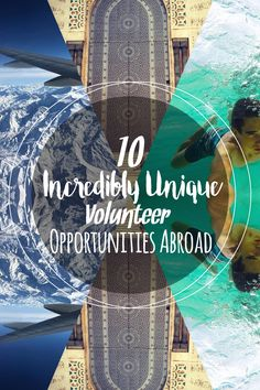 10 Incredibly Unique Volunteer Opportunities Abroad: Don't settle for the ordinary when you're extraordinary! Think Wolf Conservation in Portugal, Surf Outreach in South Africa, save the Amazonian jungle in Peru, or dive into the vibrant waters of Madagascar! ‪#‎neverstopexploring‬ ‪#‎justgo‬ Volunteer in South Africa, Madagascar, Portugal, Sri Lanka, Nepal, Victoria Falls, Morocco, Peru, Kenya, Costa Rica and Guatemala.