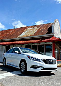 Take a look at the sleek new 2015 Hyundai Sonata Limited!