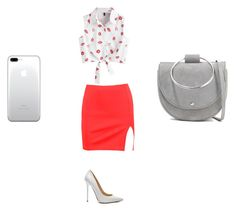 """""""Untitled #25"""" by sara-balut on Polyvore featuring Boohoo, Jimmy Choo and Theory"""