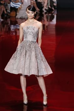 FASHION-FRANCE-ELIE SAAB
