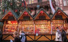 Festive Frankfurt Christmas Market in Germany #ThePurplePassport #festivals #carnivals