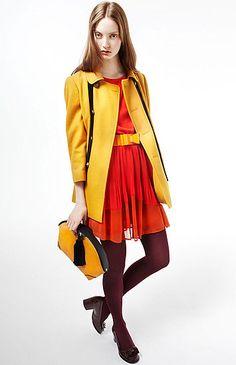 Topshop Fall 2011 Lookbook | POPSUGAR Fashion