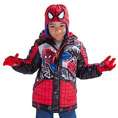 Disney Spider-Man Warmwear Collection for Kids | Disney Store