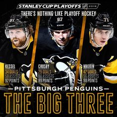 Sidney, Geno, and Phil Ice Hockey Teams, Hockey Puck, Sports Teams, Pittsburgh Sports, Pittsburgh Penguins Hockey, Lets Go Pens, Penguin Love, Nhl Players, Steeler Nation