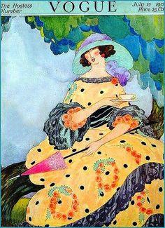 Vogue July 15, 1917