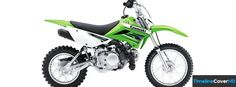 2009 Kawasaki youth KLX 110 for sale. Has moto/super cross stickers on plastic, will remove upon request. Optional helmet and Fox boots and misc riding gear. Price will increase with purchase of anything other than the bike.