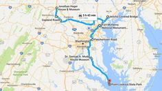 9 Unforgettable Road Trips To Take In Maryland Before You Die