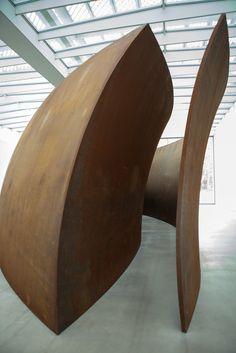 Richard Serra at Museum Voorlinden, Wassenaer