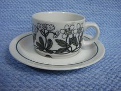Flora Kitchenware, Tableware, Finland, Cupboard, Stuff To Do, Tea Cups, Flora, Porcelain, Ceramics