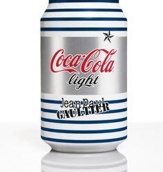 Jean Paul Gaultier for Diet Coke