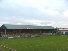 Wilderspool, Warrington (Former Ground)